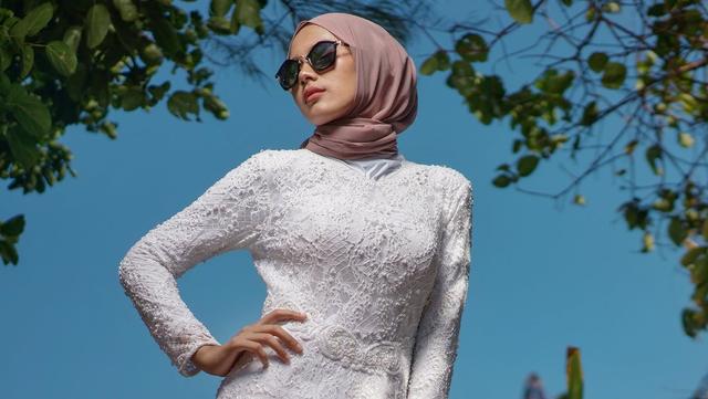 6 Gaya Hijab Trendi Terbaru, Hijaber Milenial Harus Tau (769636)