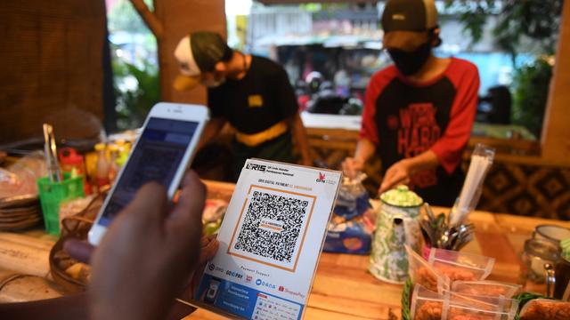 Survei: 15 Persen Masyarakat Baru Gunakan Pembayaran Digital karena Pandemi (839426)