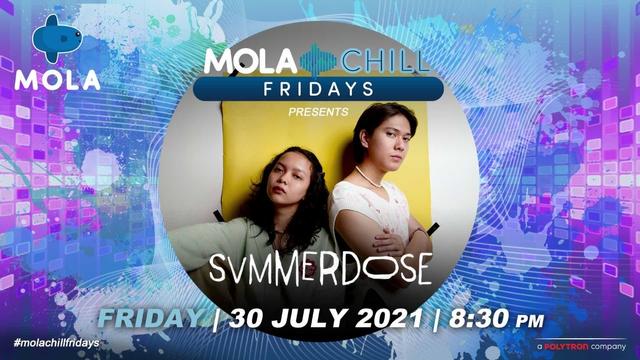 Svmmerdose dan Jorja Smith Tampil Penuh Semangat Di Mola Chill Fridays (62596)