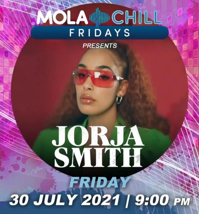 Svmmerdose dan Jorja Smith Tampil Penuh Semangat Di Mola Chill Fridays (62599)