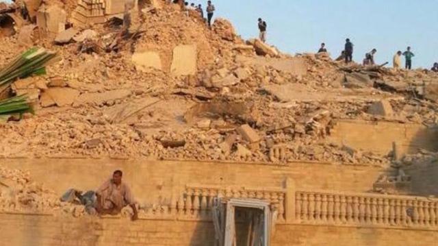Temuan Istana Kuno di Bawah Makam Nabi Yunus dan Fakta Sejarah di Baliknya (472704)