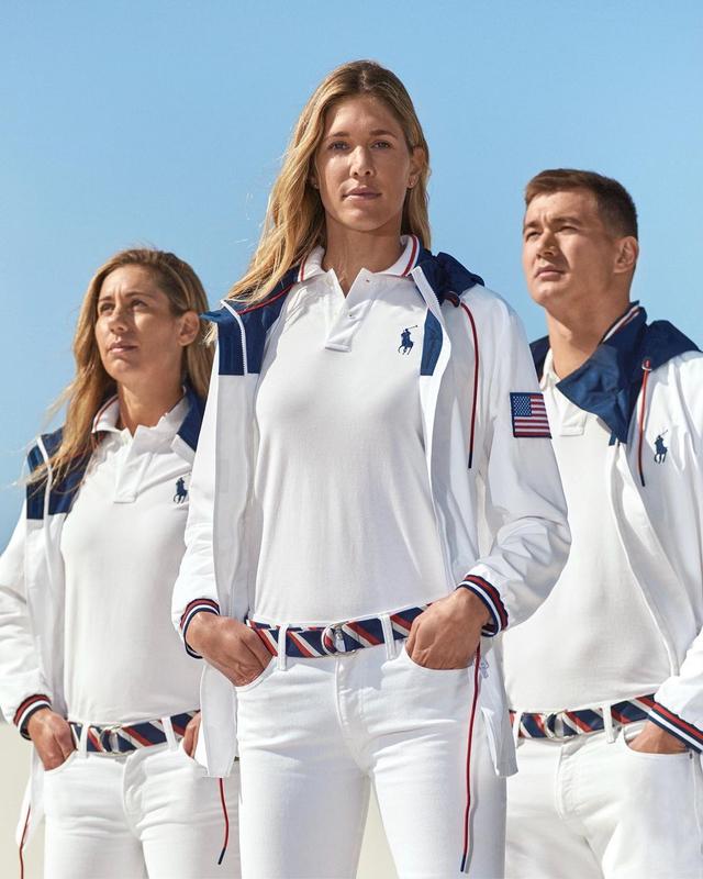 7 Seragam Atlet Paling Modis di Olimpiade Tokyo 2020, Mana Favorit Kamu? (165371)