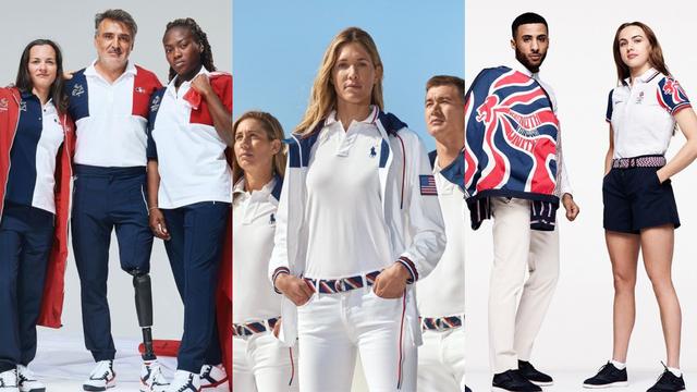 7 Seragam Atlet Paling Modis di Olimpiade Tokyo 2020, Mana Favorit Kamu? (165370)