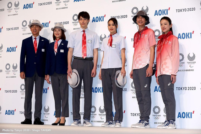7 Seragam Atlet Paling Modis di Olimpiade Tokyo 2020, Mana Favorit Kamu? (165373)
