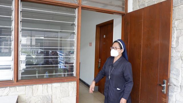 RPCB Syantikara Yogyakarta jadi Shelter Corona, Gratis dan Lintas Iman (225316)