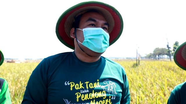 Bupati Dorong Petani Blora Beralih Tanam Padi Organik (977068)