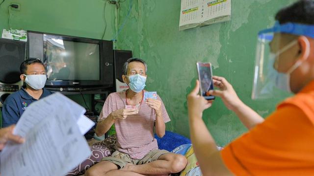 95% Bantuan Sosial Tunai di DKI Jakarta Sudah Disalurkan oleh Pos Indonesia (173536)