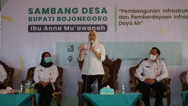 Pemkab Bojonegoro Bangun Pelebaran Jalan Nasional Bojonegoro-Balen (139185)