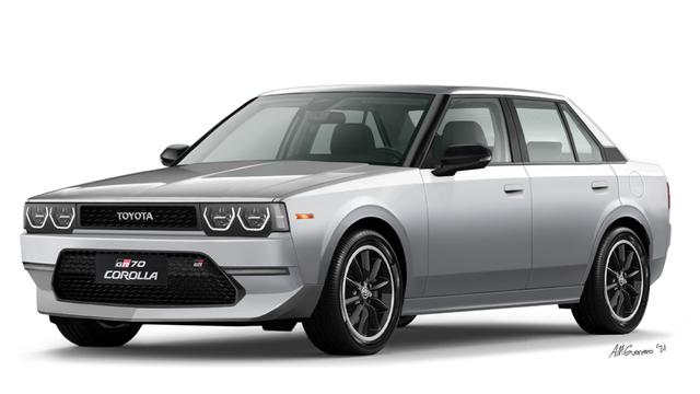 Berita Populer: 'Reinkarnasi' Toyota Corolla DX; Peluncuran Mobil Baru MG (285847)