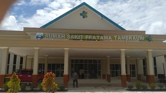 DPRD Tambrauw Apresiasi Bupati Atas Kehadiran Rumah Sakit di Fef (635421)