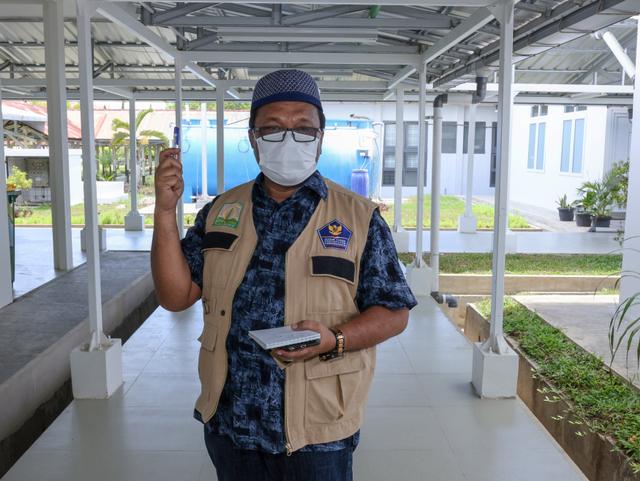 5.000 Lebih Pasien COVID-19 Jalani Perawatan di Aceh, Kasus Baru 228 Orang (788126)