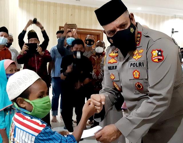 Nama Komjen Paulus Waterpauw Dicalonkan Jadi Wakil Gubernur Papua (575480)
