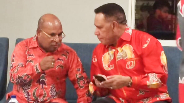 Nama Komjen Paulus Waterpauw Dicalonkan Jadi Wakil Gubernur Papua (575481)