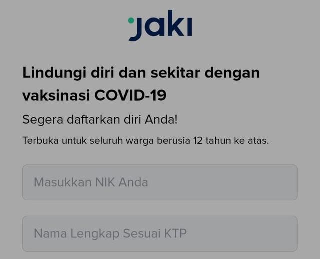 Cek Status Vaksinasi di Jakarta Kini Juga Bisa Lewat Aplikasi JAKI (24012)