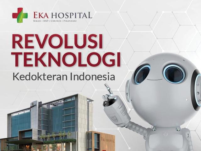Revolusi Teknologi Kedokteran RI, Operasi Skoliosis Eka Hospital Gunakan Robot (21576)