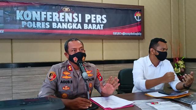 Kapolres Babar Imbau Warga Kibarkan Bendera Merah Putih Selama Bulan Agustus (825172)