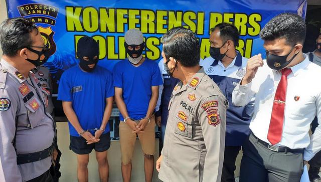 Spesialis Pencuri Uang Kotak Amal Masjid di Jambi Diringkus Polisi (732802)
