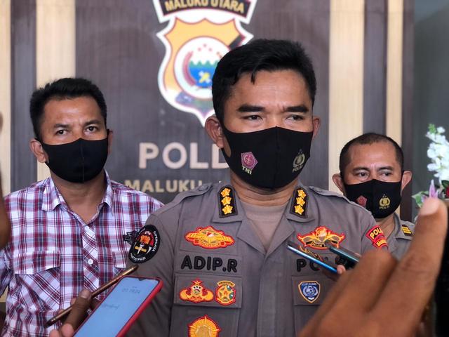 Anggota DPRD Maluku Utara Ditetapkan Tersangka Kasus Melawan Polantas (42122)