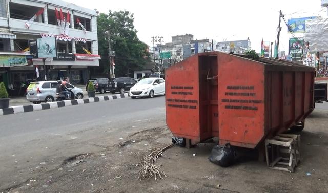 Sampah di Kota Jambi Stabil Selama PPKM Level 4, Kebanyakan dari Rumah Tangga (65346)