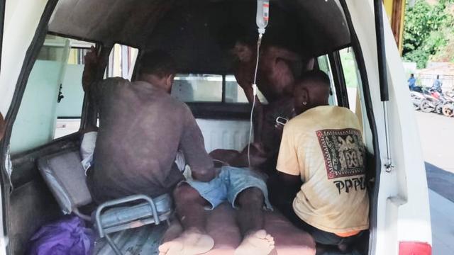 Warga Korban Tembak di Nimboran Jayapura Jalani Perawatan (972794)