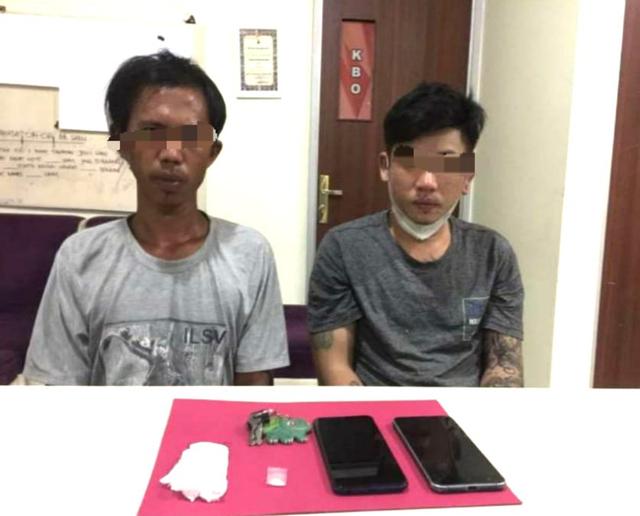 2 Pengedar Sabu-sabu di Pangkalpinang Disergap Polisi (43180)