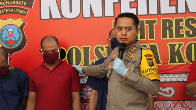 Rumah Dinas Kalapas Kota Pinang Dibakar Pegawainya hingga Napi Akibat Dendam (42658)