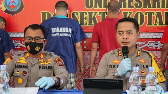 Rumah Dinas Kalapas Kota Pinang Dibakar Pegawainya hingga Napi Akibat Dendam (42659)