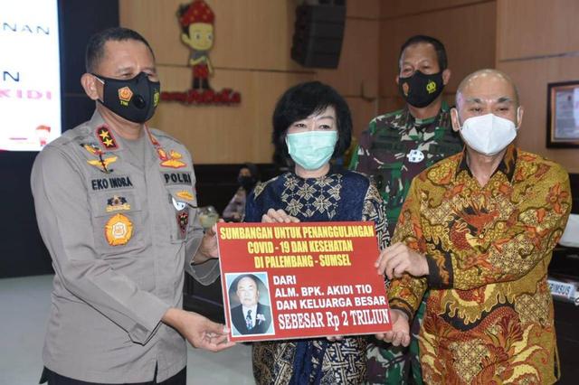 Mengurai Benang Kusut Skandal Sumbangan 2 T (645927)