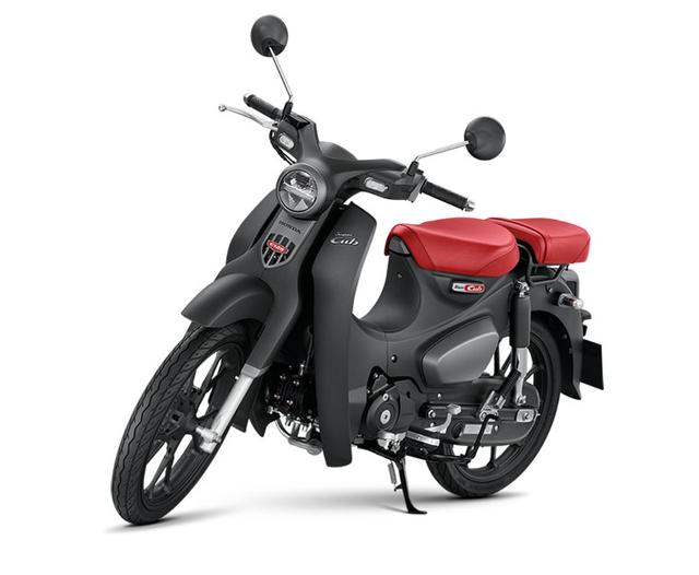 Pakai Mesin Baru, Honda Super Cub C125 Meluncur di Indonesia, Harga Tetap (1012076)