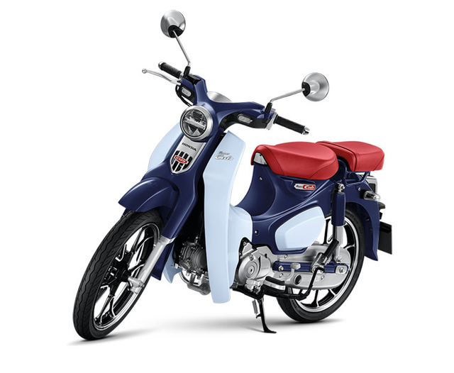 Pakai Mesin Baru, Honda Super Cub C125 Meluncur di Indonesia, Harga Tetap (1012078)