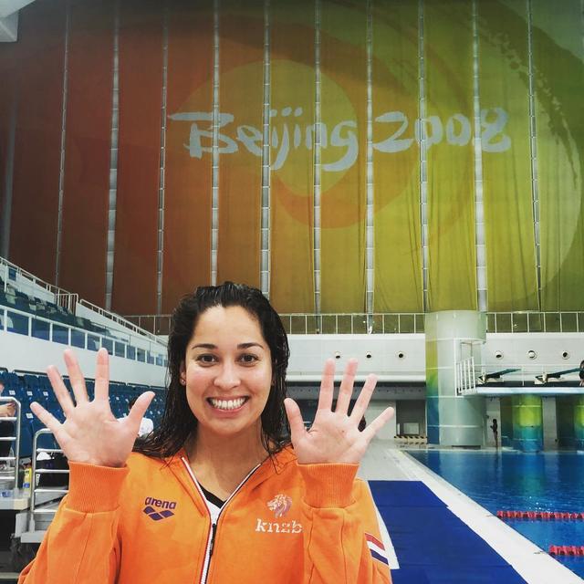 Profil Ranomi Kromowidjojo: Perenang Belanda Keturunan Jawa di Olimpiade (1034515)