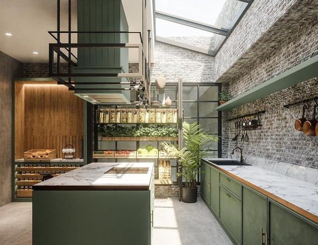 6 Potret Dapur Chef Arnorld yang Estetik Banget, Pantrinya Kayak Supermarket (68060)