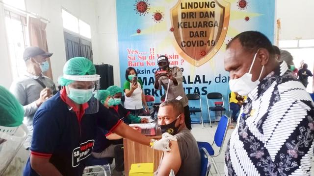 Puncak Papua Bakal Terapkan PPKM Level 4, Pemda Gelontorkan Rp 22 Miliar (74379)