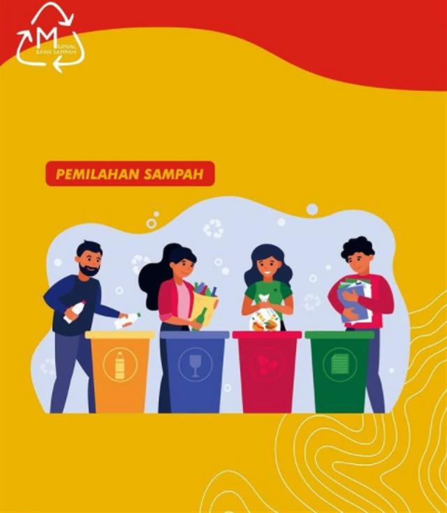 Bank Sampah Milenial Pontianak Ajak Generasi Muda Kelola Sampah (49775)