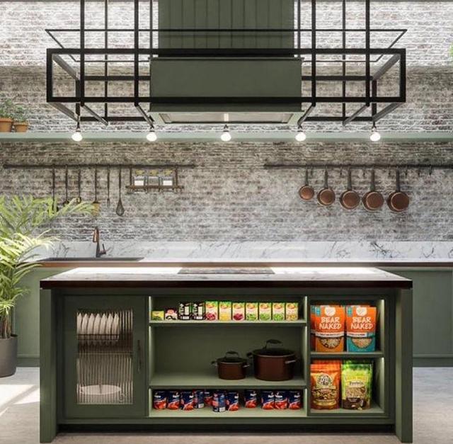 6 Potret Dapur Chef Arnorld yang Estetik Banget, Pantrinya Kayak Supermarket (68061)