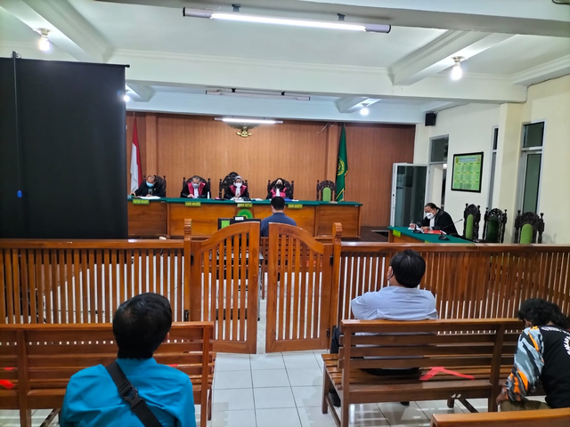 Kasus Kepala Lab Pukuli Dosen UGJ, Wakil Rektor Jadi Saksi Meringankan (343913)