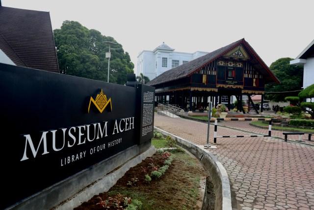 Museum Aceh Seabad Lebih, Berawal dari Rumoh Adat Bikinan Belanda (702477)