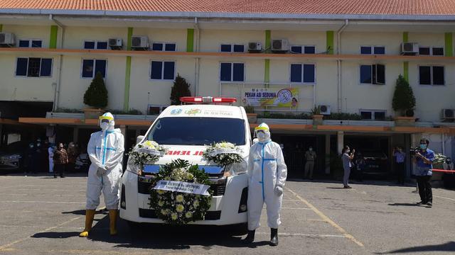 Wakil Direktur Penunjang Medik RSUD Dr Soetomo Meninggal Dunia Akibat COVID-19 (349751)