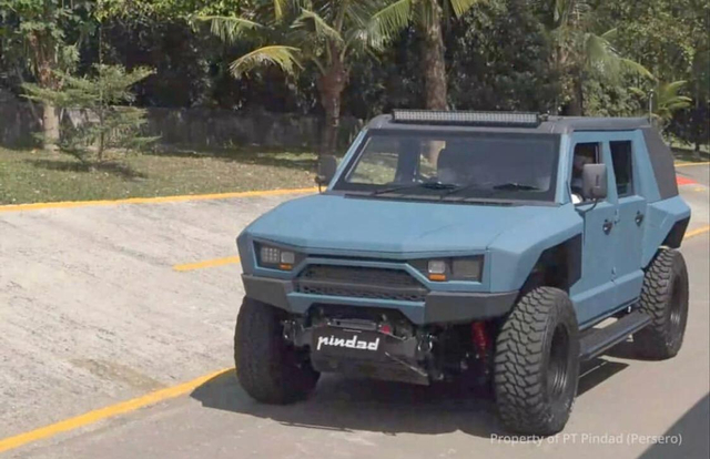 Berita Menarik: Bocoran Toyota Avanza Veloz GR Limited; Mobil Militer Pindad MV2 (2390)