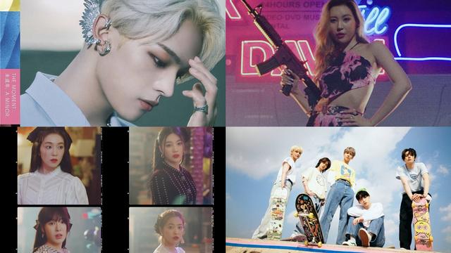 Musisi sampai Grup K-Pop yang Rilis Lagu di Agustus 2021 (856119)
