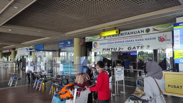 PPKM Level 4 Diperpanjang, Syarat Masuk Batam Tetap Sama (104107)