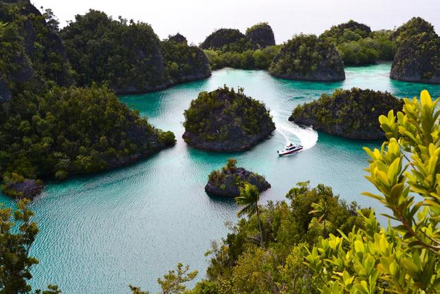 Bentang Alam Pulau Papua yang Menakjubkan (405956)