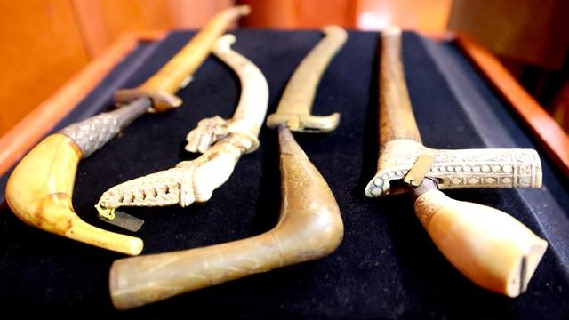 Foto: Benda Sejarah Koleksi Museum Aceh (37456)