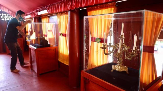 Foto: Benda Sejarah Koleksi Museum Aceh (37458)