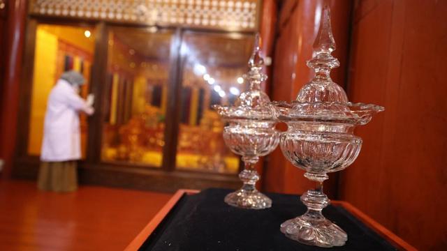 Foto: Benda Sejarah Koleksi Museum Aceh (37459)