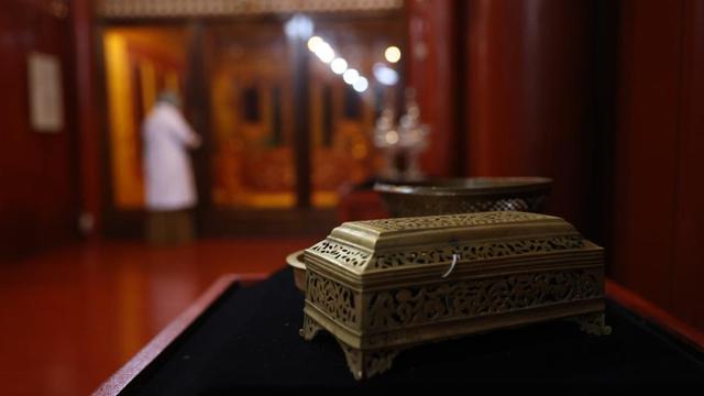 Foto: Benda Sejarah Koleksi Museum Aceh (37460)