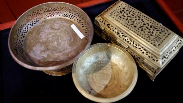Foto: Benda Sejarah Koleksi Museum Aceh (37462)