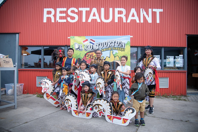 Antusiasme Anak Diaspora Indonesia di Belanda Ikut Workshop De Cultuurtuin (140161)