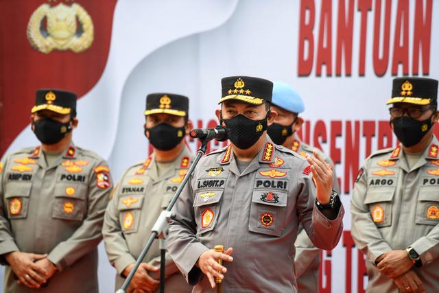 Jokowi soal Pengkritik Ditangkap: Saya Tidak Antikritik, Sudah Biasa Dihina (1)