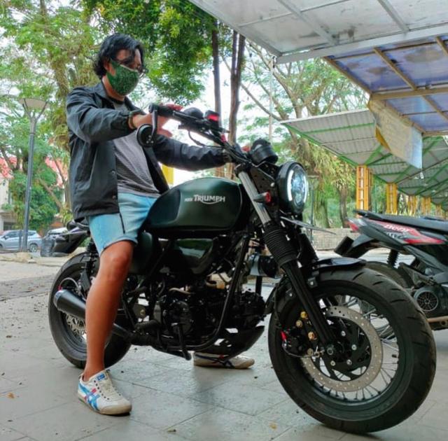 Berita Menarik: Modifikasi Honda Kharisma; Wujud Hyundai Staria di Indonesia (53482)